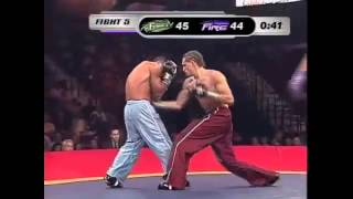 Scott Mukaddam vs  Chris Algieri  (крис алгиери) кикбоксинг