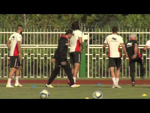 Tunisia - Training session (31/01) - Orange Africa Cup of Nations, EQUATORIAL GUINEA 2015