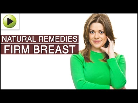 Firm Breast - Natural Ayurvedic Home Remedies video