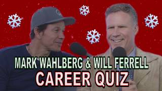 Mark Wahlberg and Will Ferrell