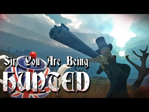 GOOD SPORT!︱Sir, You Are Being Hunted - Indie Gameplay/Commentary/Facecam
