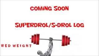 Coming Soon S-Drol Log