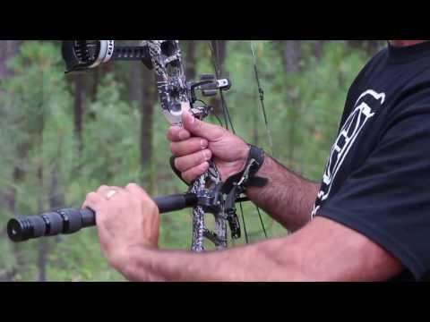 Crossover Archery Stabilizer Video Review (Corey Jacobsen of Elk101.com)