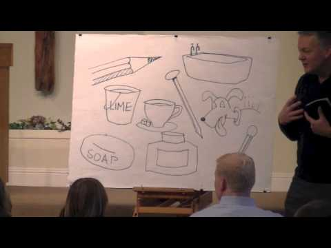 Children's Bible Talk - What We're Made Of