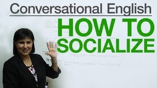 Conversation Skills - The secret to successful socializing