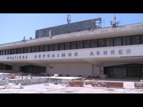 Can a huge Athens seaside resort help rebuild Greece's economy? - economy