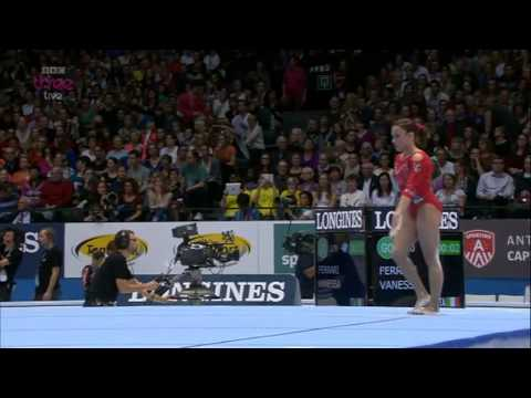 Gymnastics  World Championships 2013 AA Finals