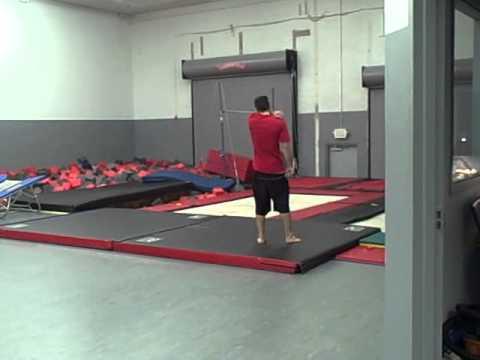 Cole's Gymnastics - October 25, 2010 Part 3