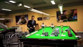 Snooker SM 2013 Prisutdelning juniorer