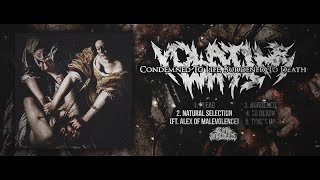VOLATILE WAYS - CONDEMNED TO LIFE, BURDENED TO DEATH [OFFICIAL EP STREAM] (2020) SW EXCLUSIVE