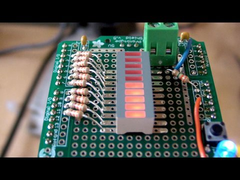 Arduino EMF detector Music Videos