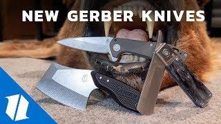 NEW Gerber Knives | SHOT Show 2019