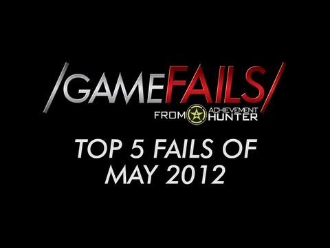 Game Fails: Best 5 fails of May 2012