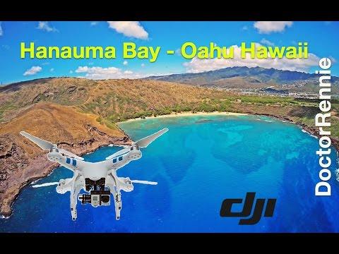 Hanauma Bay, Oahu Hawaii in UHD (4K) Drone Travel Video