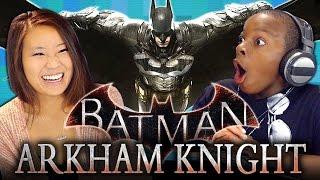 REACT GAMING - BATMAN: ARKHAM KNIGHT