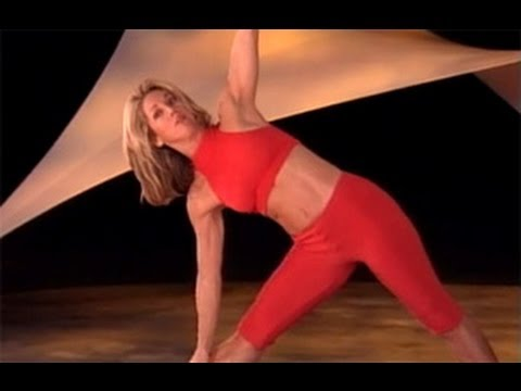 Denise Austin: Power Yoga Workout Image 1