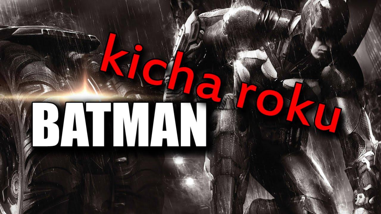 Wczoraj chyba pierwszy raz na kanale przejechałem się po grze publicznie i nawet zastanawiałem się czy nie przesadziłem. Okazuje się jednak, że chyba nie, bo dzisiaj Batmana w wersji PC wycofano ze sprzedaży do czasu usunięcia problemów. Miejmy nadzieję, że poprawki pojawią się szybko, najlepiej zanim skończę grę :P