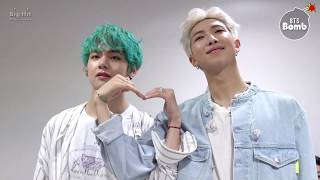 [BANGTAN BOMB] Behind the stage of 'Boy With Luv' (Heart ver.) - BTS (방탄소년단)
