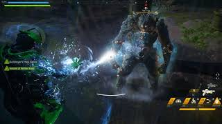 Anthem:  How to kill a Titan or fall asleep trying