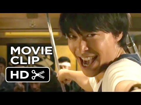 Why Don't You Play In Hell? Movie CLIP - Ready? (2014) - Sion Sono Movie HD