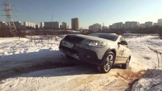 Mita chains testing on Skoda Octavia Scout