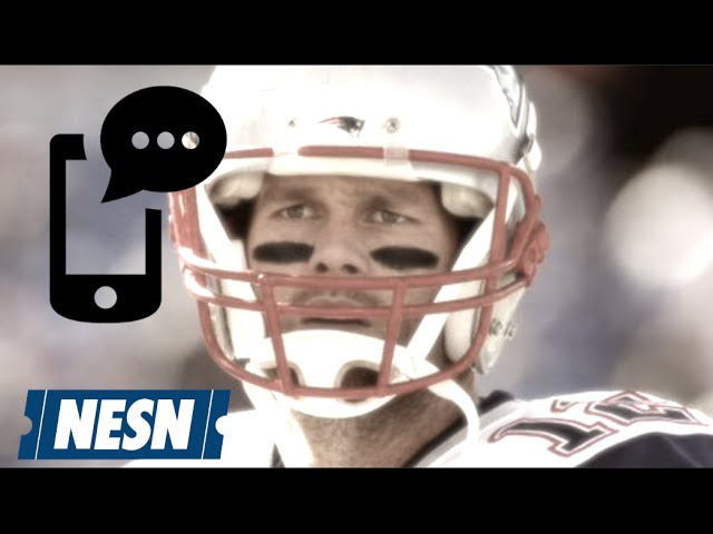 Report: Brady Destroyed His Cell Phone