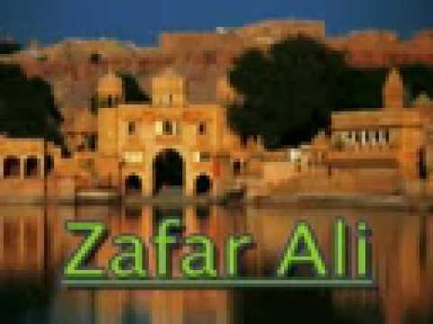 Zindagi Ki Rahon Mein - Zafar Ali.flv