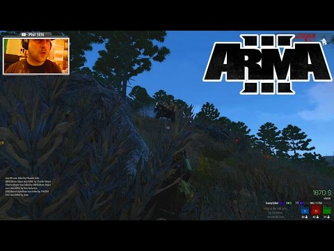 Yea I'm Done - Arma 3 KOTH King Of The Hill