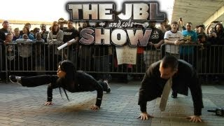 Backstage Fallout - The JBL & Cole Show_ Episode 13, February 22, 2013