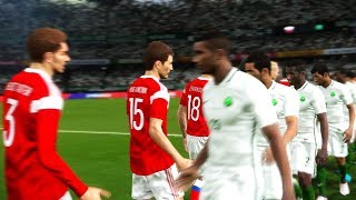 Russia vs Saudi Arabia | Group A | FIFA World Cup Russia 14 June 2018 Gameplay