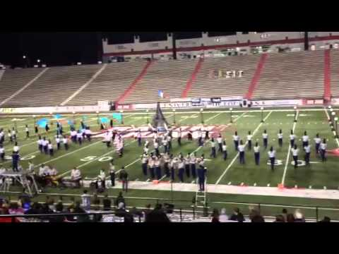 Northshore High School Band Showcase 2013 Top 10 performance