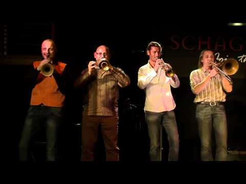 Mnozil Brass - Part I - Schagerl Brass Party 2010 - FULL HD