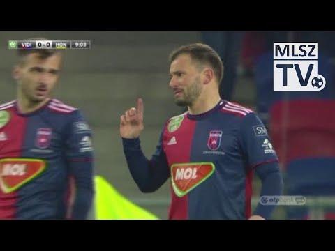Mol Vidi FC - Budapest Honvéd | 2-1 | (1-0) | OTP Bank Liga | 16. forduló | MLSZTV - kattintson a lejátszáshoz!