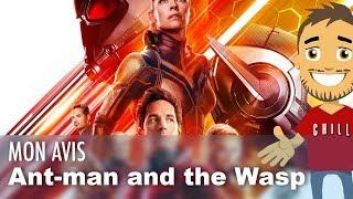 ANT-MAN and the WASP, un film qui FAIT DU BIEN au MCU ?