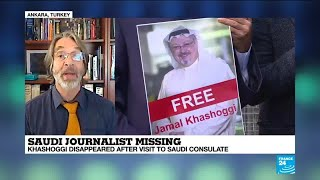"Saudi journalist missing: ""Sounds like Erdogan does not want a showdown with the Saudis"""