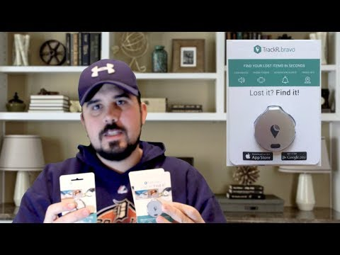 Trackr Bravo Review   Trackr pixel tracking device   Unboxing   track car catch cheating spouse