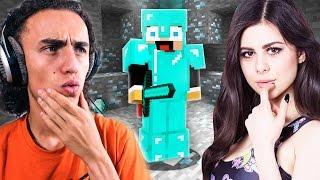 MINECRAFT WITH MY GIRLFRIEND! (Minecraft)