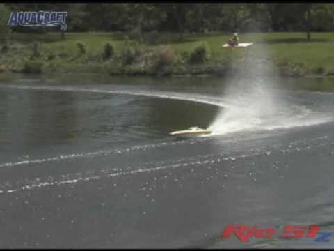 AquaCraft Rio 51Z RTR RC Boat - Action Shots