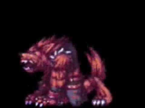 Werewolf transformation gif