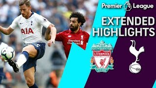 Liverpool v. Tottenham | PREMIER LEAGUE EXTENDED HIGHLIGHTS | 3/31/19 | NBC Sports