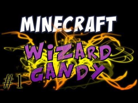 Minecraft - The Wizard Gandy Part 1, Enter the Wizard Music Videos