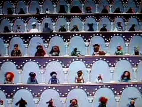 El Show de Los Muppets - Cancion completa en español