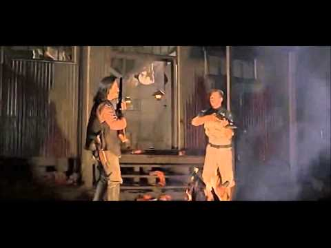 The Ghost And The Darkness (1996) Scene: Hospital Massacre.