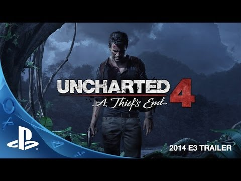 Uncharted 4: A Thief's End E3 2014 Trailer (PS4)