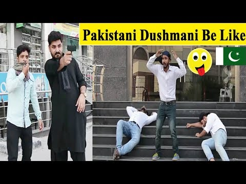 Pakistani Dushmani Be Like By Pakistani Reacts | Funny Videos | Pakistani Vines
