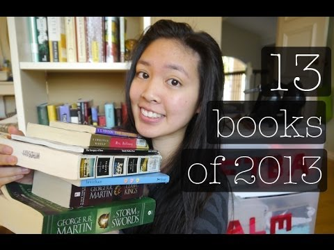 Top 13 Books of 2013!