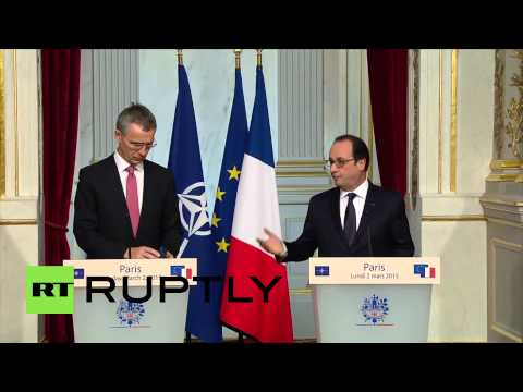 France: 'Ceasefire fragile, but seems to be holding' - NATO's Jens Stoltenberg