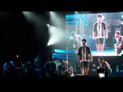 Curacao North Sea Jazz Festival 2014 - Bruno Mars