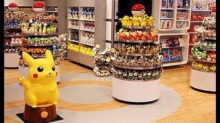 Secret Pokemon Center In New York City