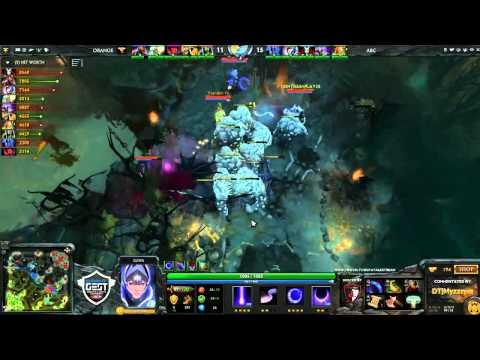 Orange vs ABC Game 3 - GEST Grand Finals with Ninjaboogie!